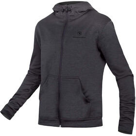 Endura Hummvee Zip Hoodie Men anthracite